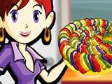 Игра Кухня Сары: Запечённый Рататуй
