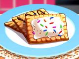 Игра Кухня Сары: Печенье Поп- Тарс
