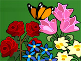 Игра Цветущий Сад