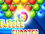 Игра Стрелок Пузырями: Фрукты