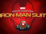 Игра Создай Свой Костюм Железного Человека