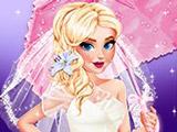 Игра Дождливая Свадьба Эльзы