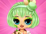 Игра Куколки Принцессы: Вкусная Мода
