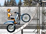 Игра Мотоциклы: Испытания на Льду
