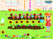 Игра Сад заднего двора