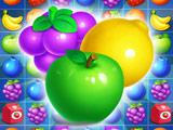 Игра Три в Ряд: Мания Фруктов и Овощей