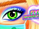 Игра Элли в Маске: Уход за Лицом