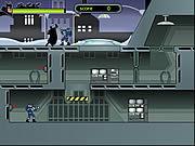 Игра Бэтман в ледниковом периоде