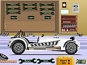 Игра Классицистический гоночный автомобиль