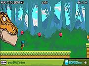 Игра Ускачи от Динозавра