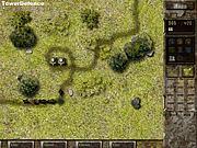 Игра Опаляемая защита земли