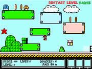 Игра Супер прыжок Марио