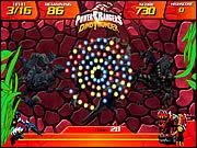 Игра Гром динозавра смотрителей власти - драгоценные камни динозавра