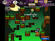 Игра Vertical Drop Heroes