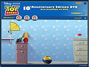 Игра История игрушек - полет Базза