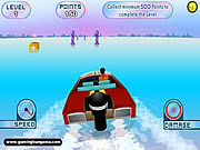 Игра Проблема моторного катера