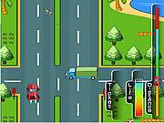 Игра Городские гонки