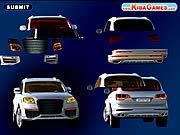 Игра Audi Q7 Тюнинг