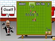 Игра Необычный футбол