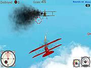 Игра Красный Барон 1918 (Самолетики)