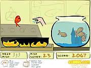 Игра Сохраните их золотая рыбка