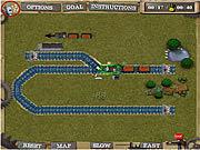 Игра ЖД Поезда
